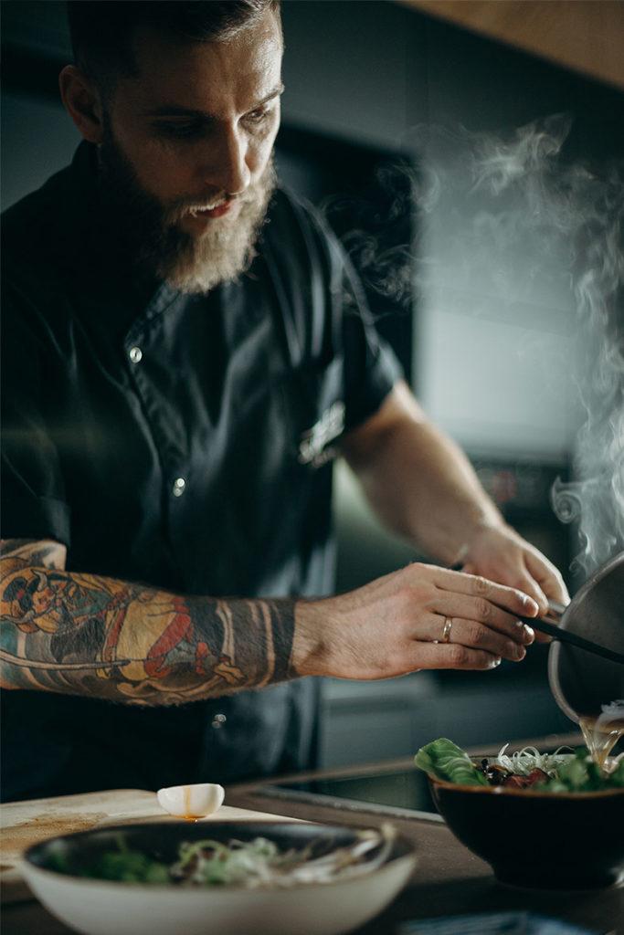 Arganolie Chef